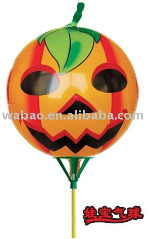 WABAO balloon - pumpkin