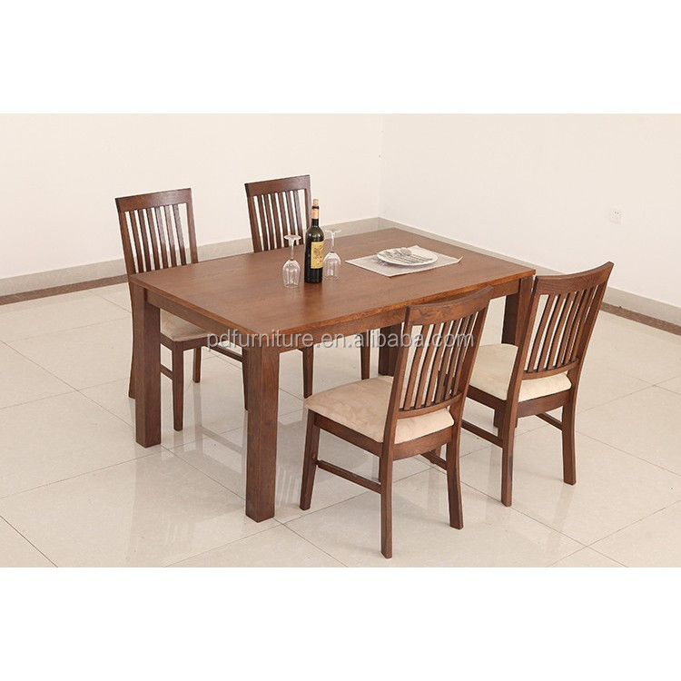 Promotional karachi furniture dining table furniture wooden dining table designs
