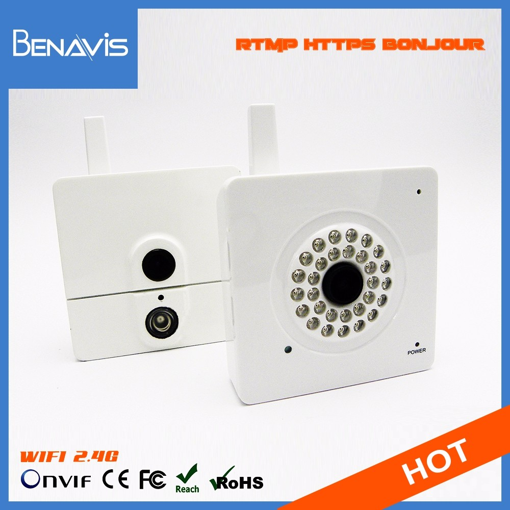China Supplier Reach Certification Support custom logo Wifi 2.4G home import cctv camera cctv