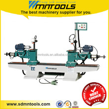 Woodworking double end horizontal boring machine