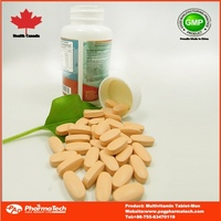 OEM multivitamin fertility nutritional multivitamin tablet health supplements for men