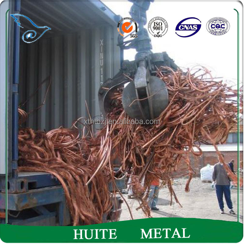 Copper Wier <strong>Scrap</strong> 99% Purity