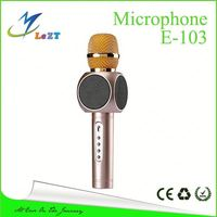 2016 mini dynamic microphone/ outdoor wireless microphone /portable speaker microphone