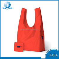 Hot Sale Nice Design Eco-Friendly 210D/ 190T Foldable Cheap Nylon Shopping Bag
