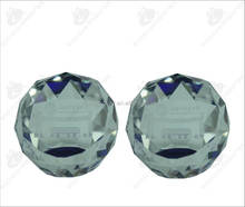 Advertising Transparent Crystal Ball One year quality guarantee