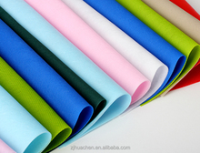 Alibaba supplier best price plastic shopping bag raw material 100% pp nonwoven