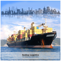 international sea freight shipping forwarder service