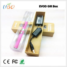 E-cigarette factory wholesale high quality evod MT electronic cigarette, EVOD MT3 single pack,