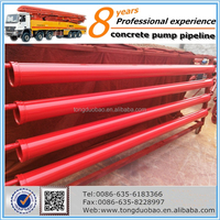 concrete pump delivery pipe hot selling in Australia