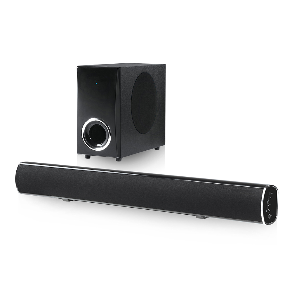 music system home theatre 2.1ch integrated subwoofer bluetooth floor speakers