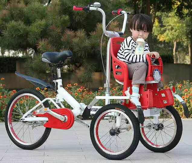 20 inch tricycle for adult 3 wheels bike for erlderly