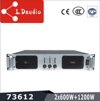 3 channel 600w stage used pa system power amplifiers for sale