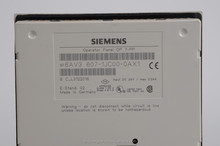 Siemens OPERATOR PANEL 6AV3 607-1JC00-0AX1 Siemens Display