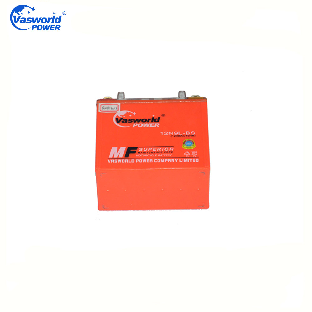 Malaysia Wholesale Price 125cc ytx9b-4 Motorcycle Battery