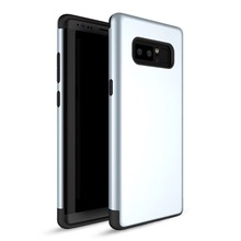 2017 New arrival classic PC TPU 2 in 1 mobile phone armor case for Samsung Galaxy Note 8