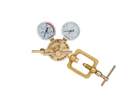 Acetylene Gas Welding Welder Brass Regulator Pressure Gauge M66/882