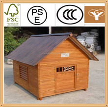 dog cage pet house wooden pet cage for dog