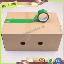 Hot Sales Green Colored BOPP Adhesive Packing Tape