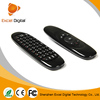 2015 High Quality air mouse keyboard for TV and computer android remote controller