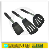 Sedex factory audit silicone rubber head nylon plastic spatula turner