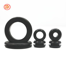Customized 1/2 Inch UL Silicone Rubber Cable Grommet