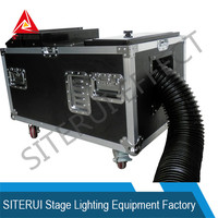 2000W stage effect fog machine low molecular mist fog machine dmx512