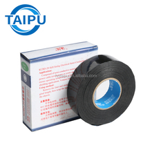 Rubber Splice Fusing Splicing Waterproof Self Adhesive Rubber Conducting Fusing Self-Fusing Sealant Semi Conductive Tape