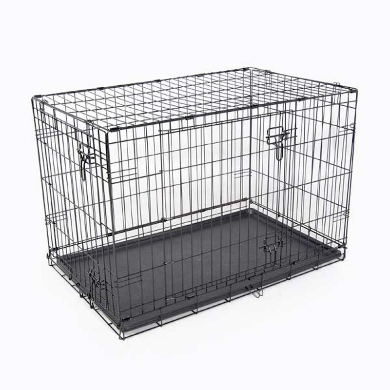 China Supply Folding Pet Cage, Dog Cage