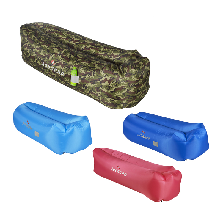 Waterproof Fast 2017 air sofa inflatable lounger sleeping bag outdoor with carry bag design