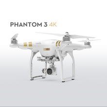 DJI Phantom 3 wifi 4K Drone Quadcopter RC Helicopter With Camera