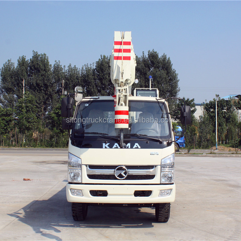 STSQ8B Mobile Pickup Lift Mini Hydraulic Arm Crane