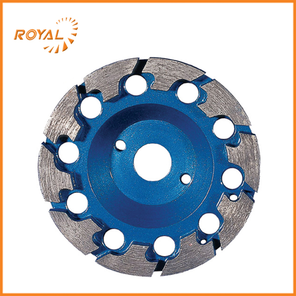 Manufacturer directly supply 8 inch diamond grinding wheel with low price
