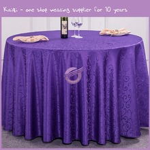 custom size wholesale used tablecloths printed table overlay wedding for sale