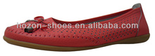 lady flat leather shoes lowest price,health shoes