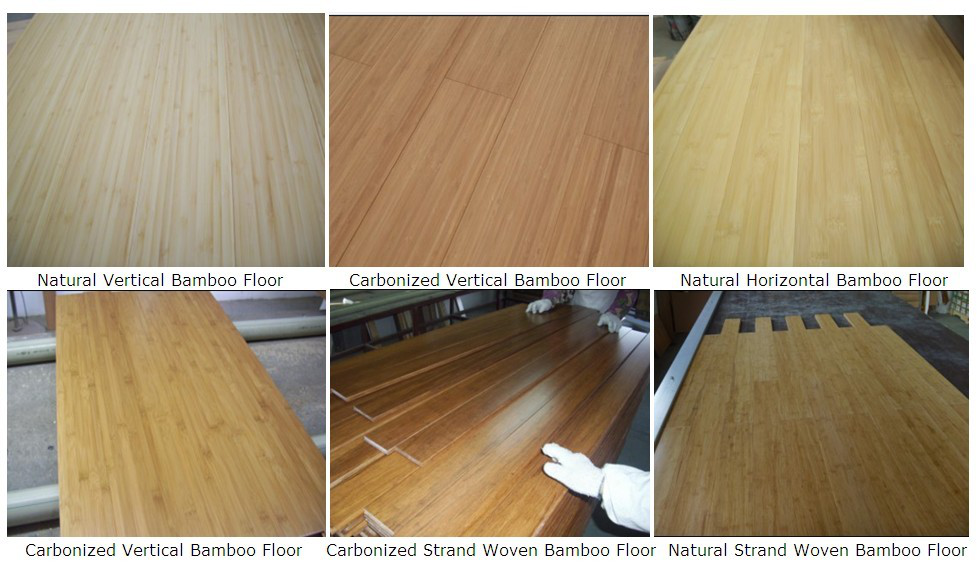 Cheap and hot sale carbonized Strand Woven Bamboo Flooring from China Manufacturer