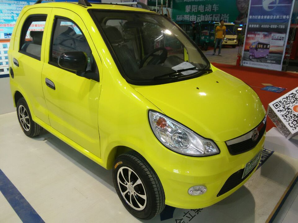 china made EEC 4 seater smart electric car price
