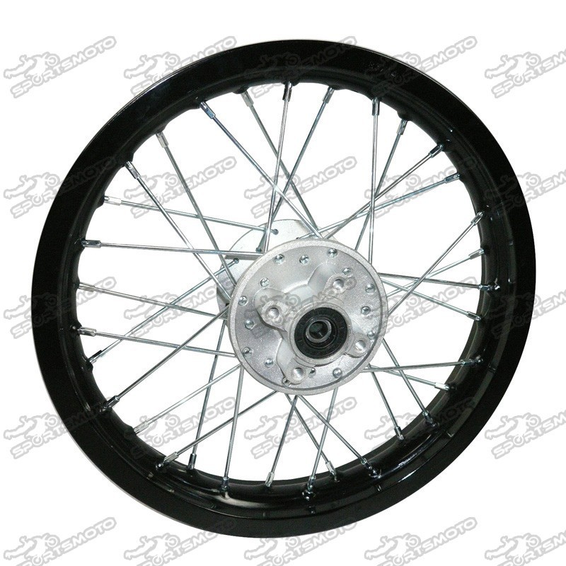Motorcycle Off Road Wheel Alloy Anodized Rim
