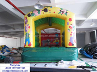 Fwulong high quality kids inflatable mini jumpers for sale