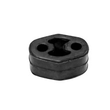 Engine buffer for generator rubber mounting