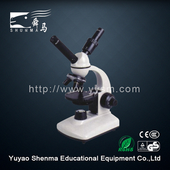 Student microscope in biology XSP-58 biological oil microscope