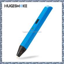 2016 Hugesmoke V4 generation 3d printing pen, 3d drawing magic pen for kids and adult