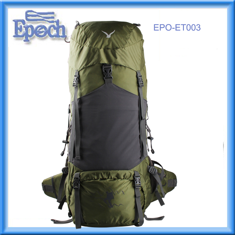 Quality Strong Trekking backpack,80L Hiking backpack