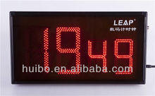 Electronic led timer clock for sport