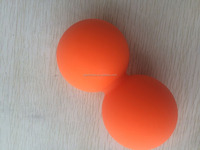 cheap high quality solid rubber stress bouncing ball