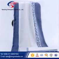 wholesale puer cotton yarn dyed bath terry towel with competitive price