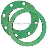 China supplier TENSION free-asbestos rubber gasket sheet for the flange
