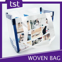 Shopping Non Woven Bag with Logo Printing