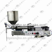 XBGZJ-125W automatic flavored water Filling machine