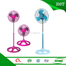 2 in 1 mini non electric modern fans 10 12 ventilating stand fan parts