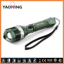 Hunting flashlight, camping torch, traveling flashlights searching and rescuing torches camping hunting led light YM-8119